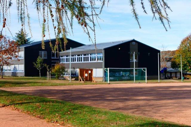 Nicht mehr Geld für Neubau der Gemeinschaftsschule in Rickenbach und Herrischried