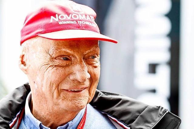 Ärzte: Niki Lauda kann nach Reha normales Leben führen