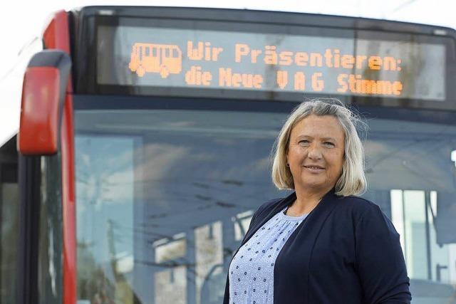 Video: So klingt die neue Ansagestimme der Freiburger Verkehrs-AG