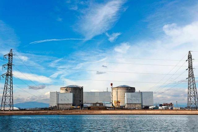 Gericht kippt Schließungs-Dekret für Atomkraftwerk Fessenheim