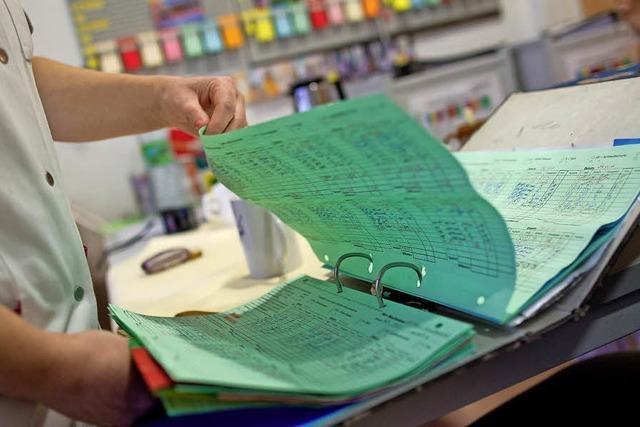 Klage über Bürokratie
