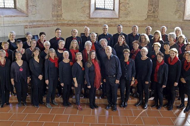 Kammerchor und andere zu Gast in Müllheim