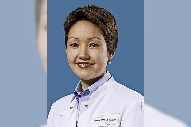 Neue Chefin für Frauenheilkunde am Spital