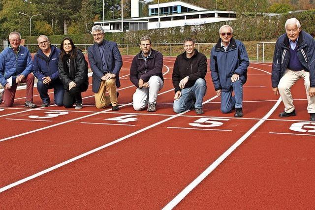Freie Bahn für die Athleten