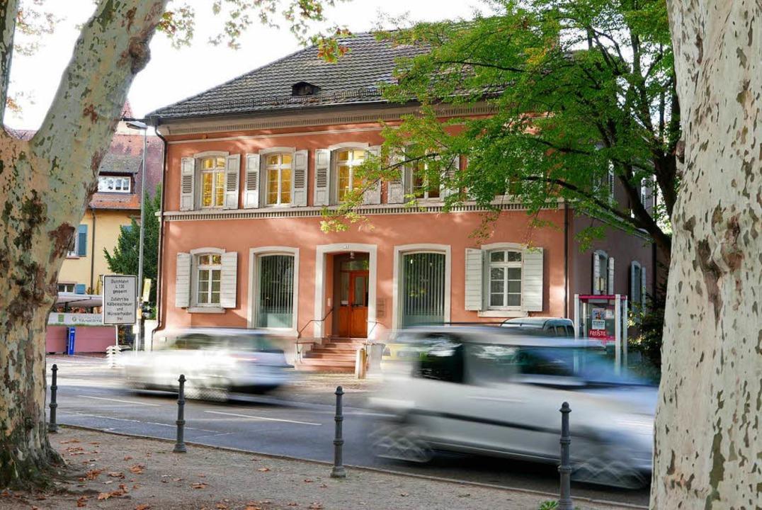 Dynamische Entwicklung: In das Gebäude...aroden Stadtschloss untergebracht ist.  | Foto: Hans-Peter Müller