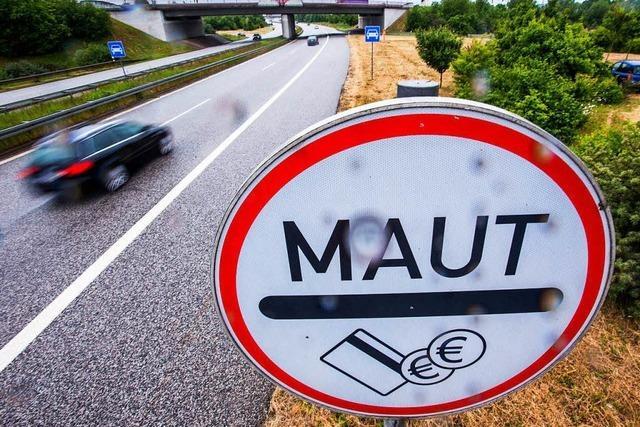 EU-Parlament stellt sich gegen deutsche Pkw-Maut-Pläne