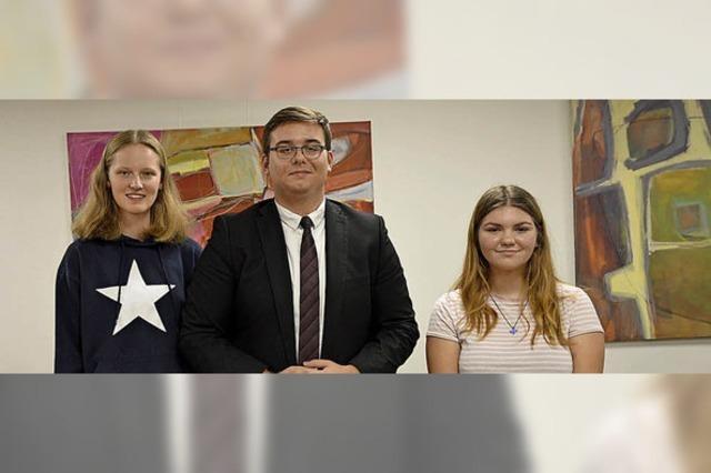 Jugendparlament wählt einen Vorstand