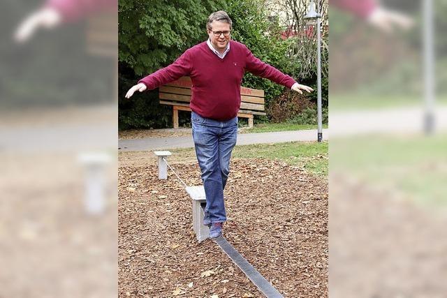 Spaßiger Balanceakt für Jung und Alt