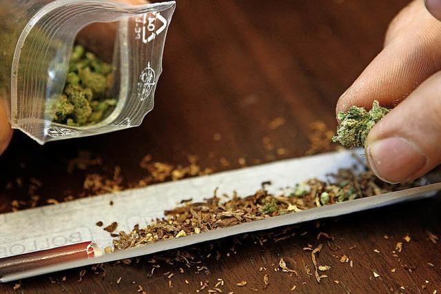 Cannabiskonsum birgt in jungen Jahren besonders viele Gefahren