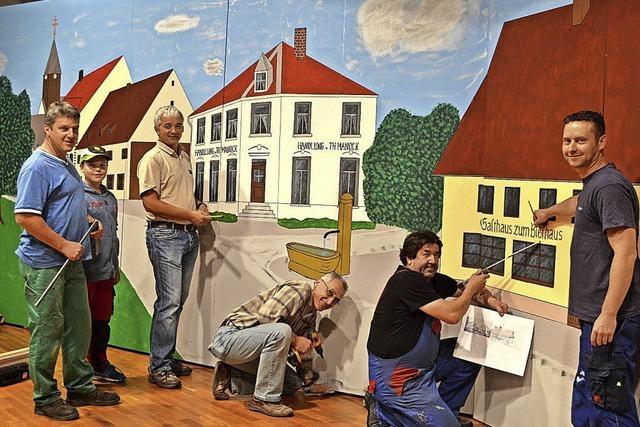 Verblüffend echt: gemaltes Rötenbach à la 1898