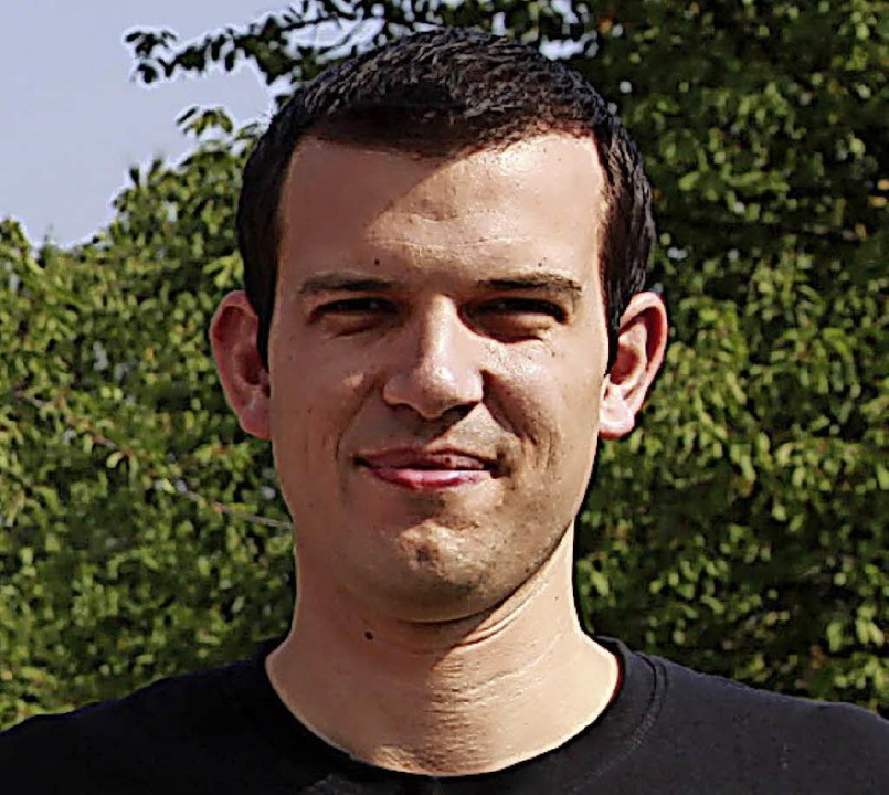 Simon Herrmann    Foto: Oliver Vauderwange