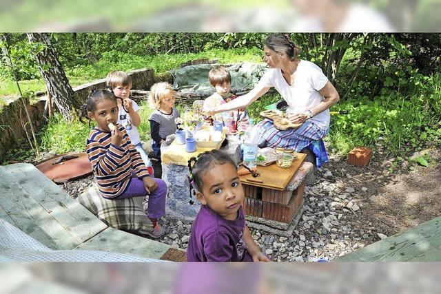 Kein weiteres Geld für Kinderbetreuung