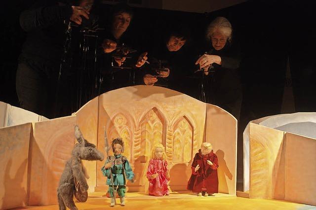 Mit Theater Kinder glücklich machen