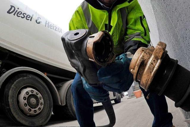 Darum steigt der Preis für Heizöl und Benzin in Baden-Württemberg