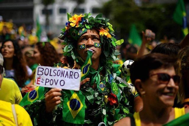 Große Sorge um den Amazonas-Regenwald