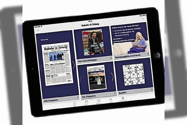 BZ Digital Premium zum Vorteilspreis