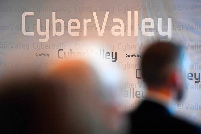 Der Aufbau des Cyber Valley nimmt Fahrt auf