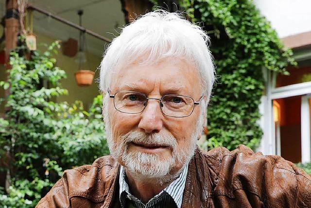 Claus Vollmer kandidiert nicht mehr für den Lahrer Gemeinderat