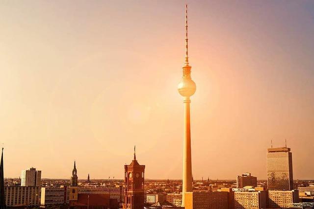 Warum ist Berlin die Hauptstadt von Deutschland?
