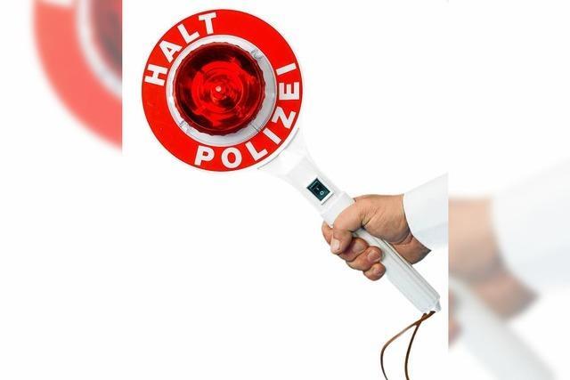 Polizei ermittelt vier jugendliche Tatverdächtige für Rollerdiebstähle