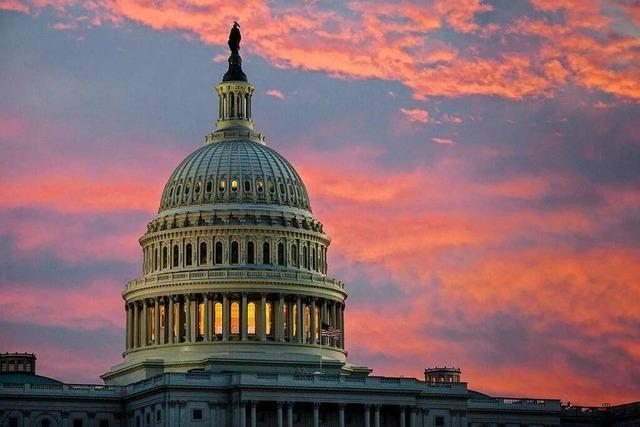 Wie funktioniert der Kongress in den USA?