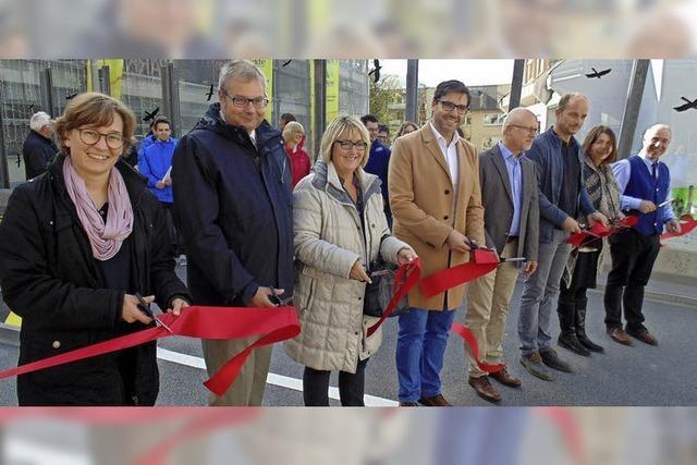 Parkhaus Lohgerbe ist wieder offen
