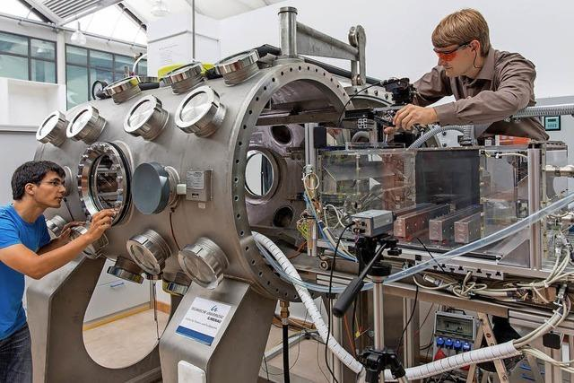 Maschinenbau, Jura und Medizin
