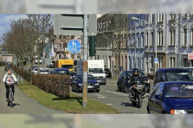Längere Tempo-30-Zone für die Rammersweierstraße