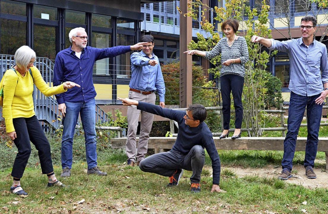 Freiheit, Demokratie und Menschenrecht...hten sich die Schulen in Kirchzarten.   | Foto: S.  Krüger