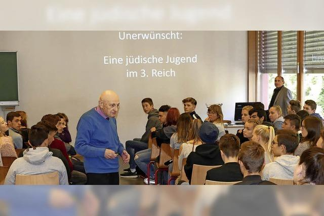 Eine jüdische Kindheit in Baden