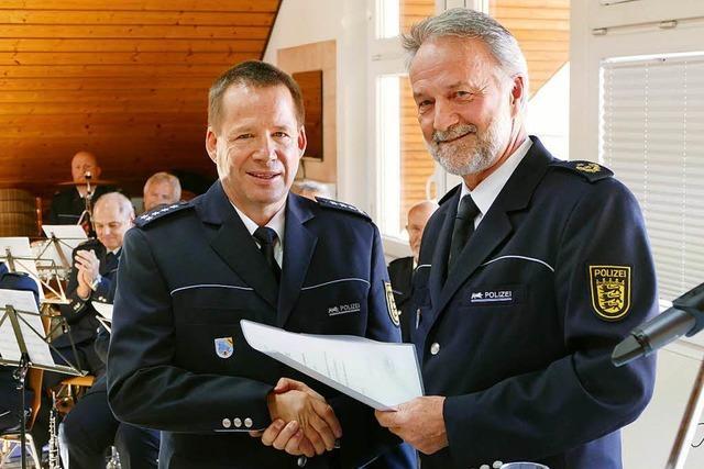 Wechsel im Polizeirevier Neustadt