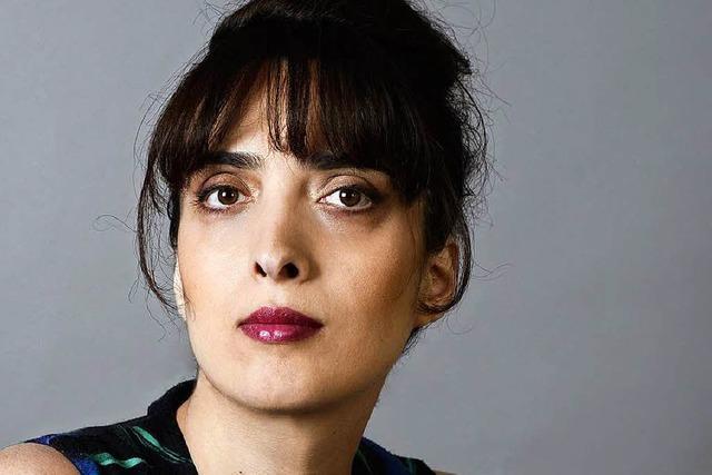 Nana Ekvtimishvili liest bei der Georgischen Woche Freiburg aus ihrem Roman