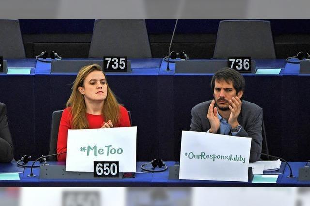 Belästigt im Parlament