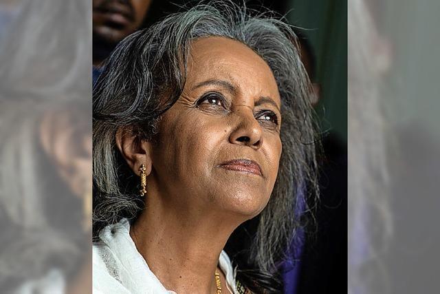 Äthiopien hat erstmals eine Präsidentin