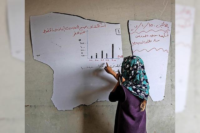 Vierergipfel berät über die Zukunft Syriens