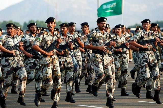 Notfalls sollte Berlin Waffenexporte an Riad im Alleingang stoppen