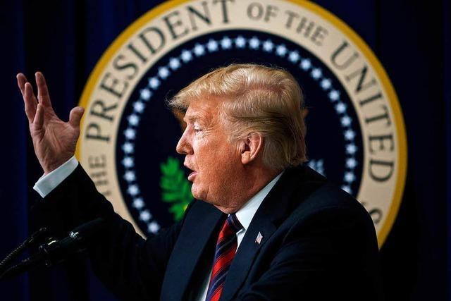 Trump hat den Hass geschürt