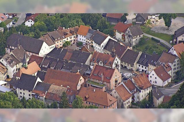 Hohenlupfenstadt gerät ins Tourismusfieber