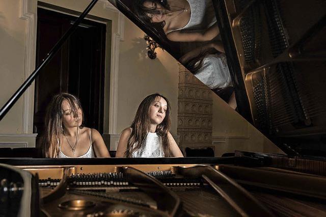 Junge Musikerinnen aus Georgien zu Gast in Freiburg