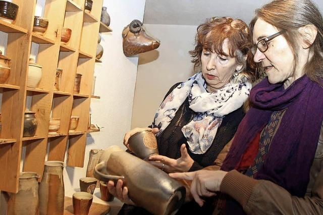 Werkstattausstellung in Seelbach