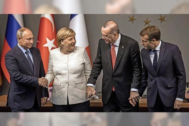 Neuer Anlauf für einen Friedensprozess