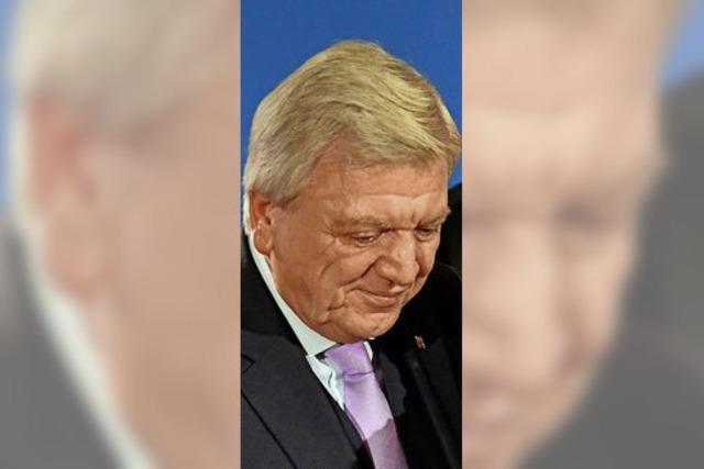 Grüne jubeln, CDU und SPD lecken ihre Wunden
