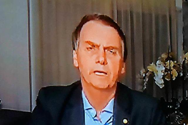 Brasilien wählt den