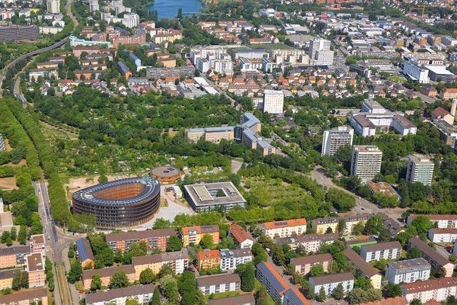 Die Sundgauallee soll fürs neue Wohngebiet gekappt werden – aber es gibt Proteste dagegen