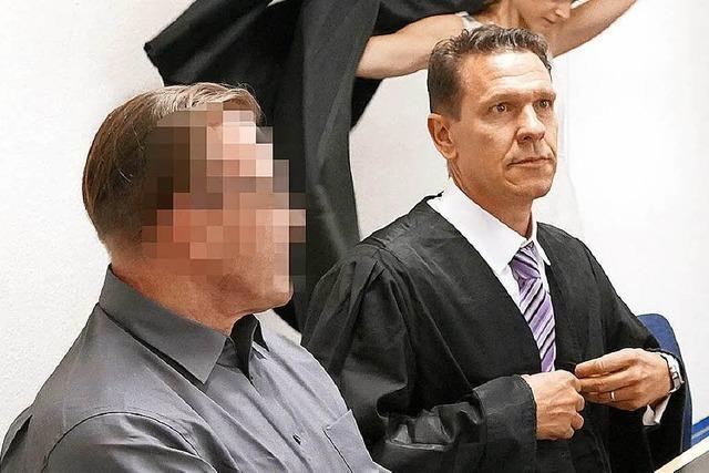 Vier Jahre Haft für den Lahrer Ex-Dekan – ohne Bewährung