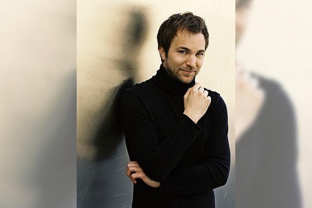 Pianist Herbert Schuch zu Gast im Lörracher Burghof