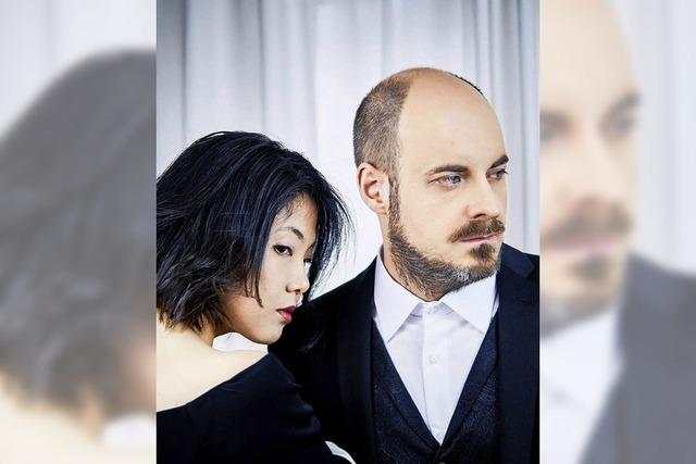 Chie Tsuyuki und Michael Rosenboom spielen Smetana und Schubert
