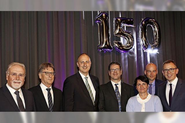 150 Jahre Sport, Respekt, Teamgeist