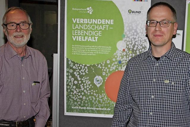 Ausstellung soll Biotope retten
