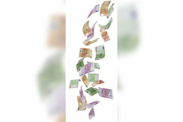 Stau trotz des Geldregens